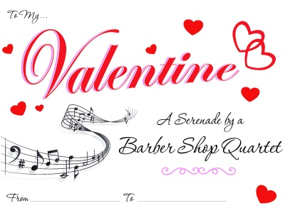 singing valentines order now 2017 feb 10